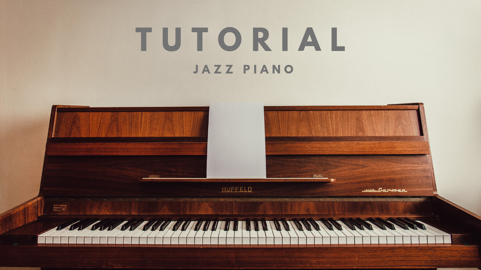 Jazz Piano Tutorial