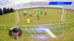 Jack Holliday Goal (2) v Tingley Athletic Res