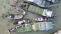 Floating Market - static