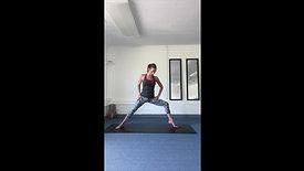Heat Building Yoga Flow
