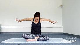 Free Shoulder, Neck & Back Gentle Yoga