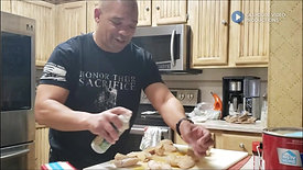 Single Dad Recipes - Guest Cook: Wings By Capetown