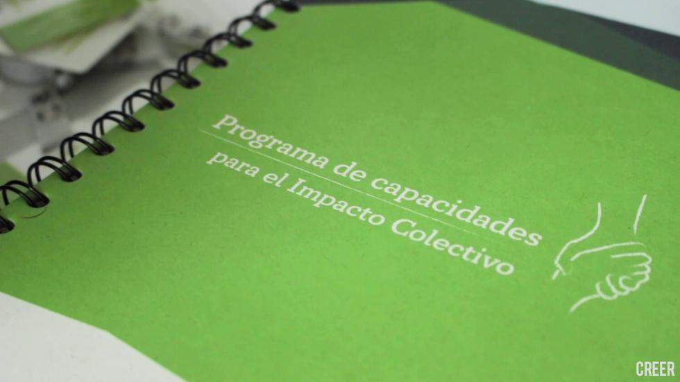 Lanzamiento del Programa de Capacidades para el Impacto Colectivo