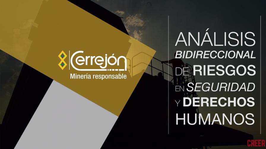 """Explicación sobre el proyecto """"Análisis Bidireccional de Riesgos en Seguridad y DDHH"""""""