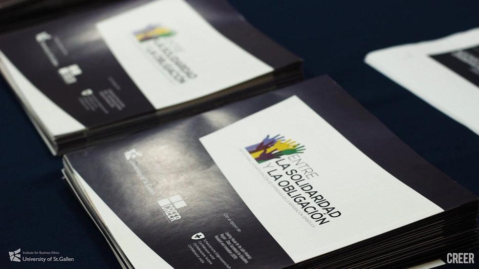 """Lanzamiento del Documento """"Entre la Solidaridad y la Obligación"""""""