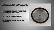 Changing Razor-Tune Grind Wheels