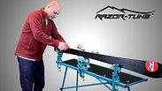 Razor-Tune Ski Prep