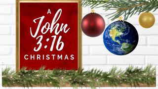 A John 3:16 Christmas