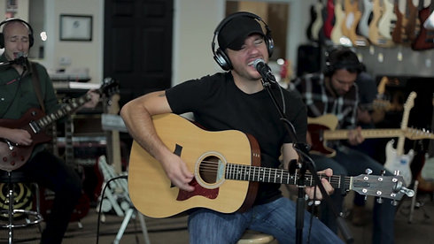 Kelby Costner 'Do It Right' Live At Sound Factory Studios