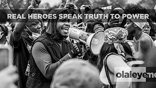 John Boyega speaks out at the Black Lives Matter protests 3 June 2020