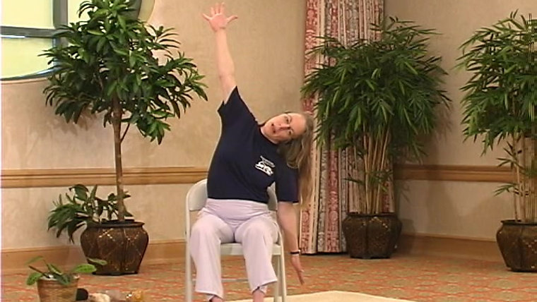 Yoga in Chairs Videos