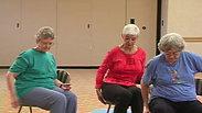 Yoga in Chairs Advanced Practice