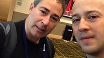 Nick Tumminello Recomendándome con Entrenador Personal