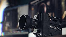 Défi vidéo n°7 -  Camera super 8