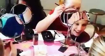 Intro makeup class for teens / tweens