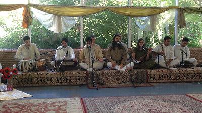 Yuvas sing at Culture Days