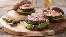 Darling Pickel Dips Burger