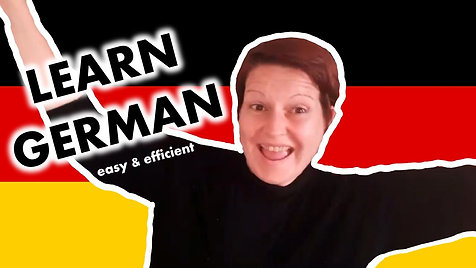 Learn German - easy and efficient!