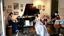 4/29 ヴァイオリン・チェロ・ピアノ