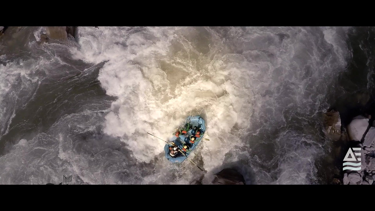 The Ultimate 3-day Rafting Adventure