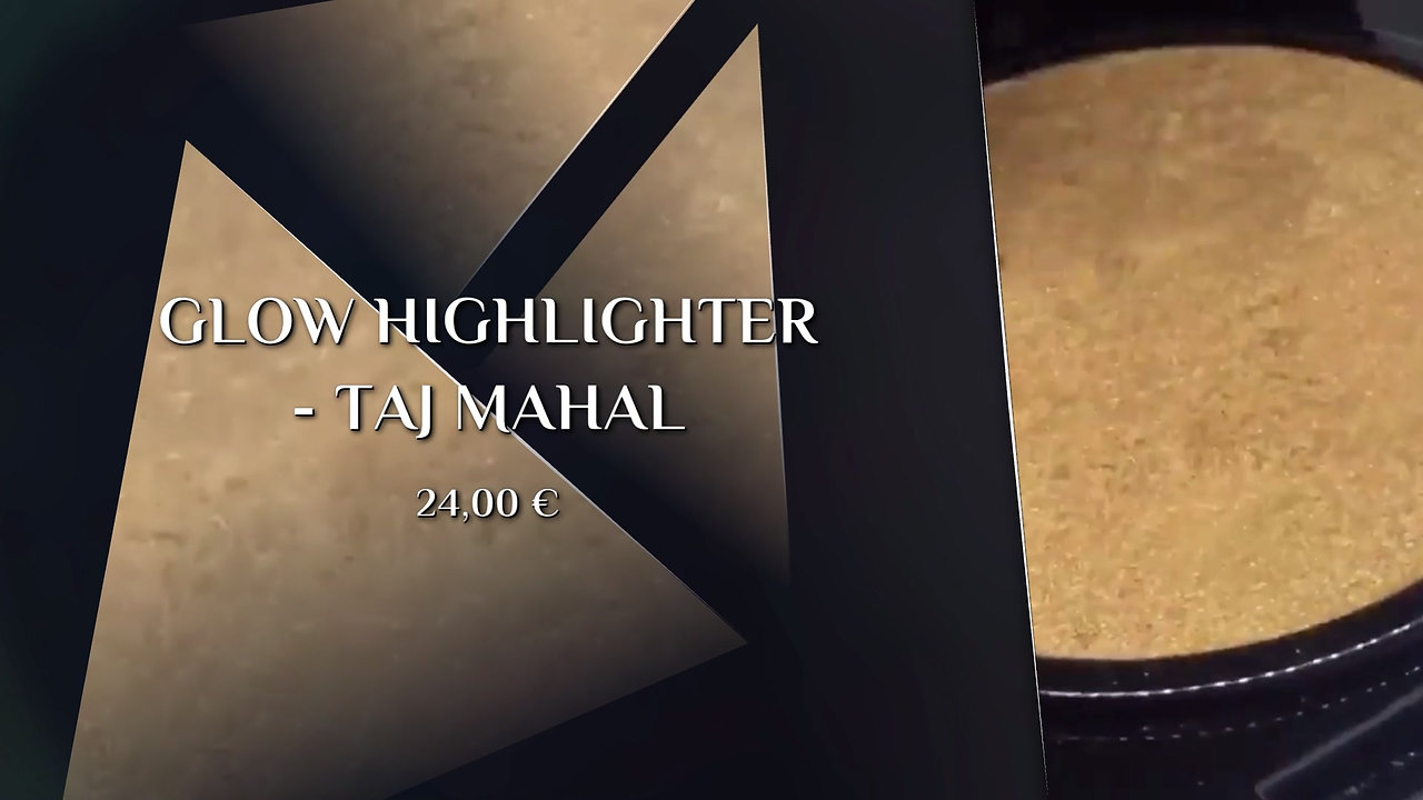 GLOW HIGHLIGHTER - TAJ MAHAL