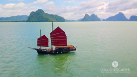 Luxury Escapes TV series highlights - Asia