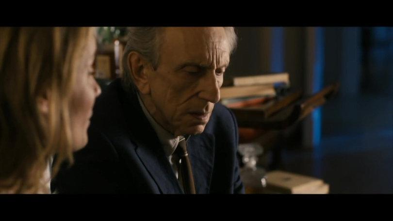 IL ROSSO E IL BLU di Giuseppe Piccioni