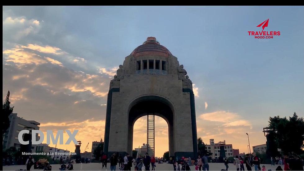 CDMX - Monumento Revolución 2