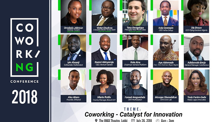 Coworking Conference