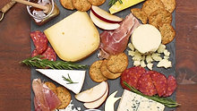 190802 Meat & Cheese Board (Square)