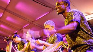 Bang- Nani Drumming