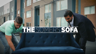 THE SOFA - THE RIVERWARDS GROUP