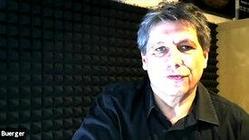 Hans Bürger, ORF; Einleitung OÖ-Landtagspräsident Wolfgang Stanek