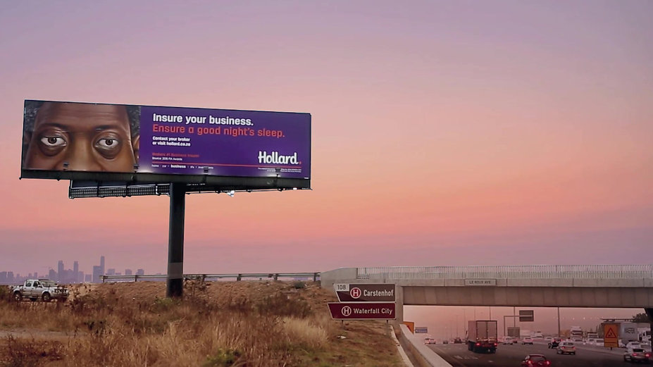 Sleeping Billboards