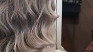 Blonde Vintage Waves