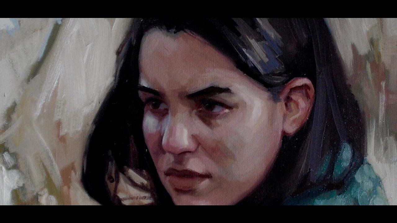 Portrait of a Portrait Artist