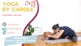 Ashtanga: postures assises et vinyasas complets