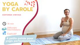 4 petits points pour yogis perfectionnistes