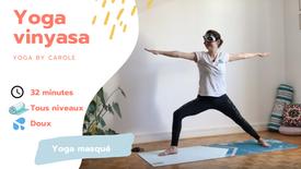 Yoga masqué