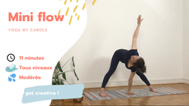 Mini flow : get creative !