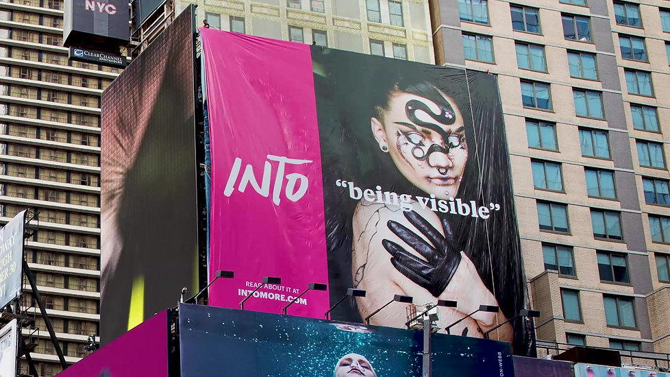 INTO Billboard Setup