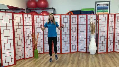 Level Three Aerobic  Interval: Weights and Aerobics