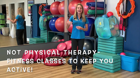 Introduction to TherHab Fitness!