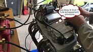 Honda 750 k1 mise enroute moteur 2