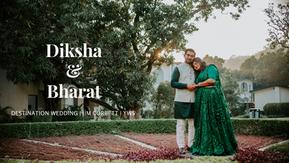 Diksha & Bharat   Destination Wedding   Highlights   Jim Corbett   YWS 2021