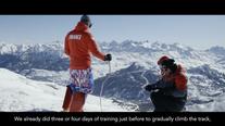 A WAY OF LIFE - Bastien Montès -  Speedski world champion 251kph