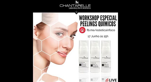 Workshop Peeling Químico