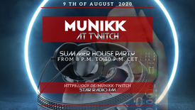 10 Sendung 9.8.2020 - Summer House Party