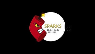 3 animations du logo SPARKS