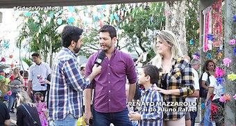 FESTA JUNINA SAO MARCOS Integral 30min